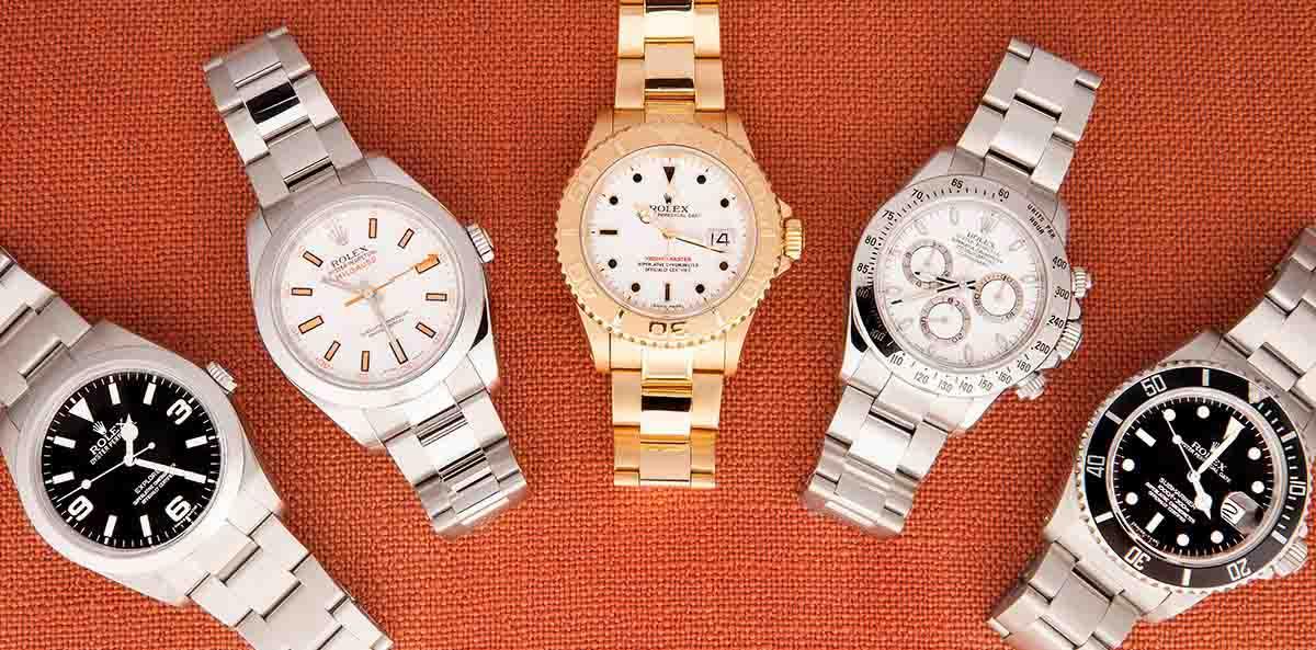 Rolex Saat Alan Yerler